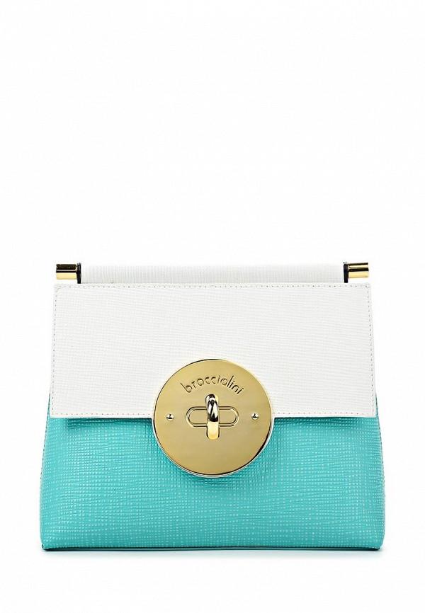Кожаная сумка Braccialini B8533: изображение 1