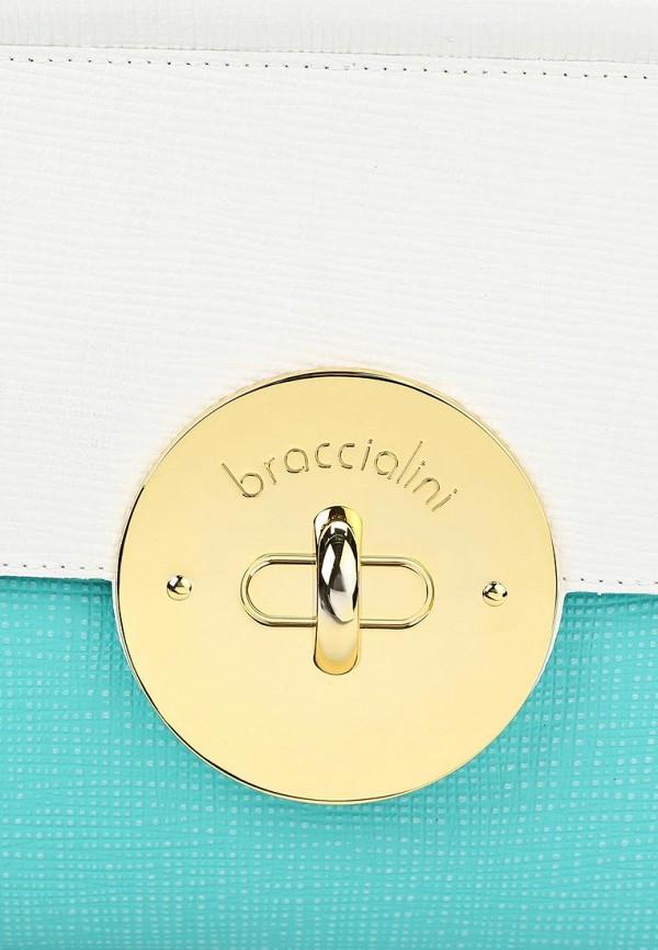 Кожаная сумка Braccialini B8533: изображение 3