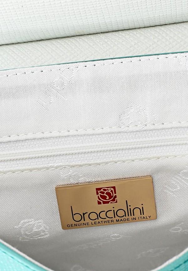 Кожаная сумка Braccialini B8533: изображение 4