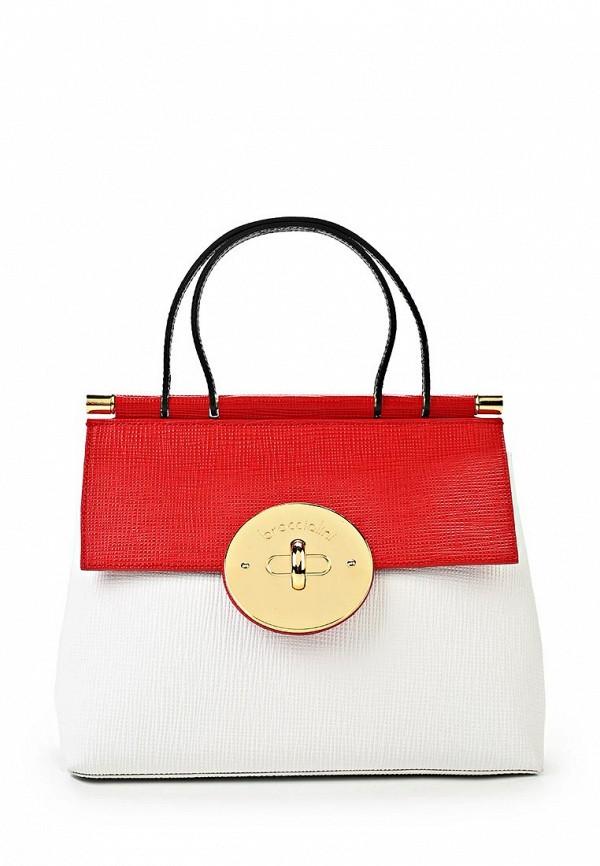 Кожаная сумка Braccialini B8531: изображение 1
