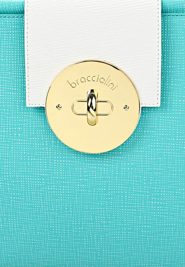 Кожаная сумка Braccialini B8536: изображение 3