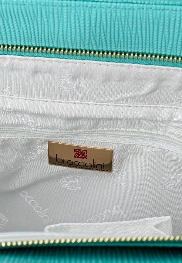Кожаная сумка Braccialini B8536: изображение 4