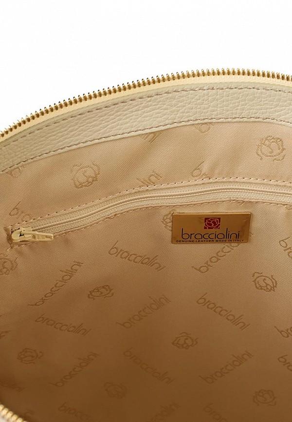 Кожаная сумка Braccialini B8601: изображение 4