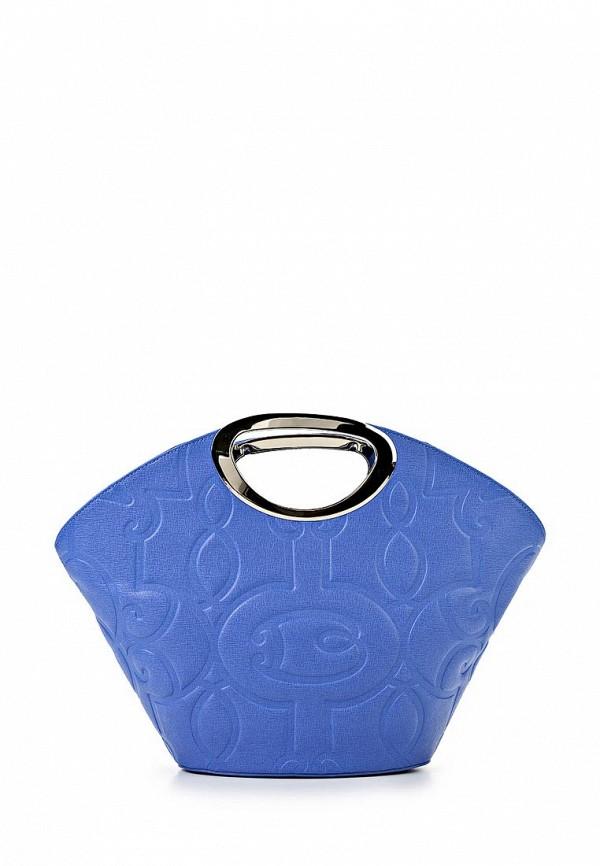 Кожаная сумка Braccialini B8540: изображение 1