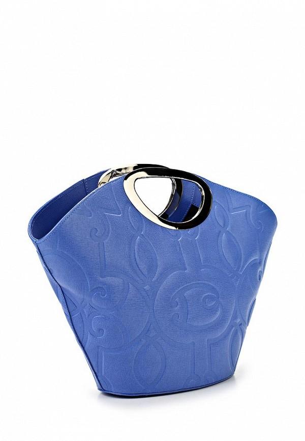 Кожаная сумка Braccialini B8540: изображение 2