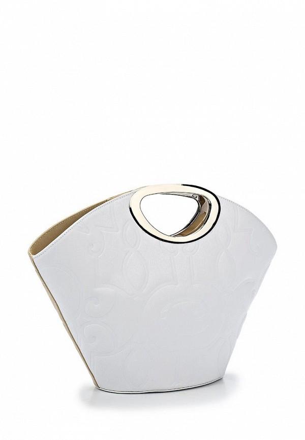 Кожаная сумка Braccialini B8540: изображение 3