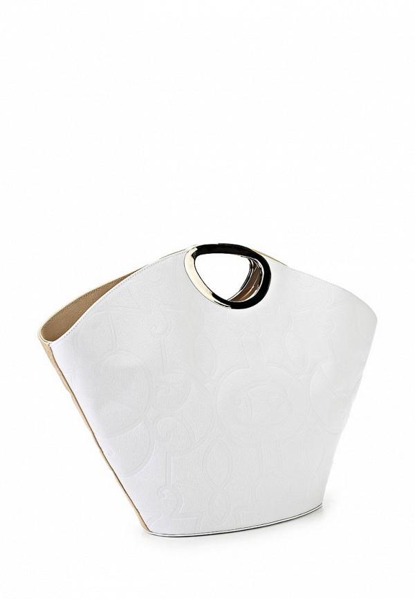 Кожаная сумка Braccialini B8541: изображение 3