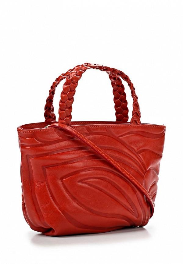 Кожаная сумка Braccialini B8570: изображение 2