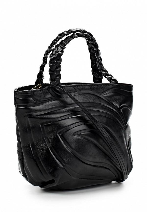 Кожаная сумка Braccialini B8570: изображение 3