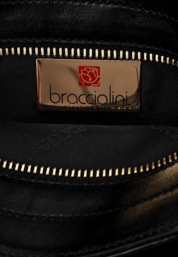 Кожаная сумка Braccialini B8570: изображение 9