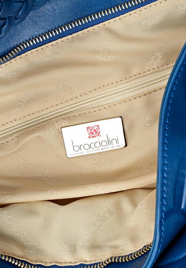 Кожаная сумка Braccialini B8576: изображение 4