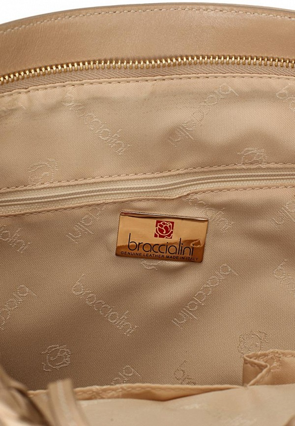 Кожаная сумка Braccialini B8576: изображение 10