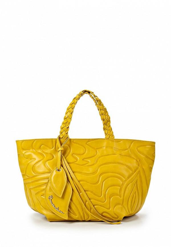 Кожаная сумка Braccialini B8571: изображение 2