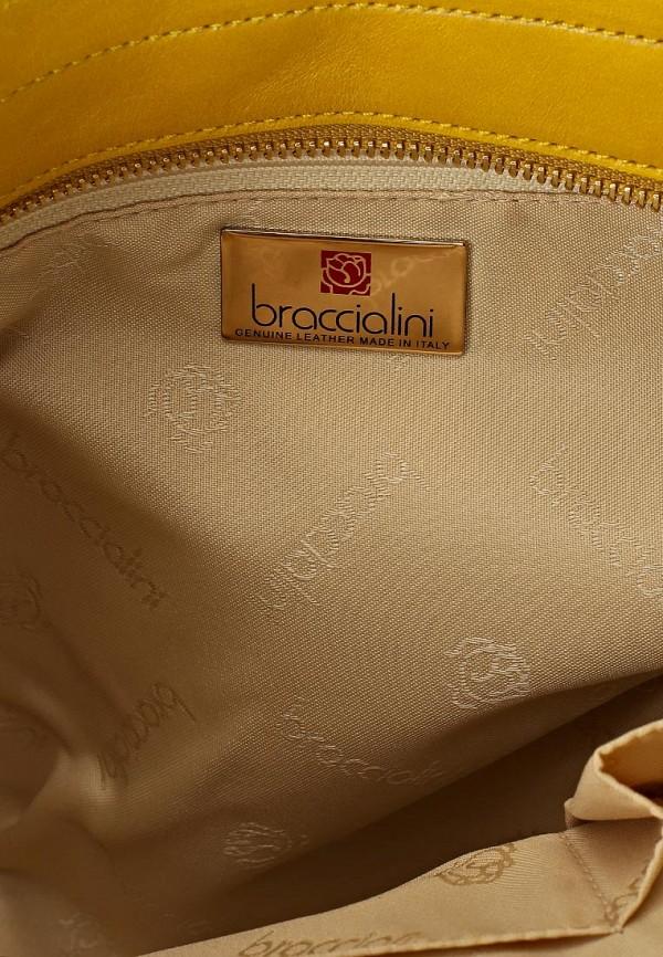 Кожаная сумка Braccialini B8571: изображение 9