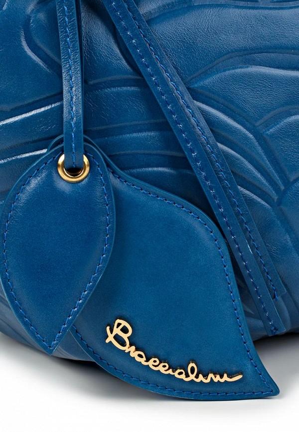 Кожаная сумка Braccialini B8571: изображение 5
