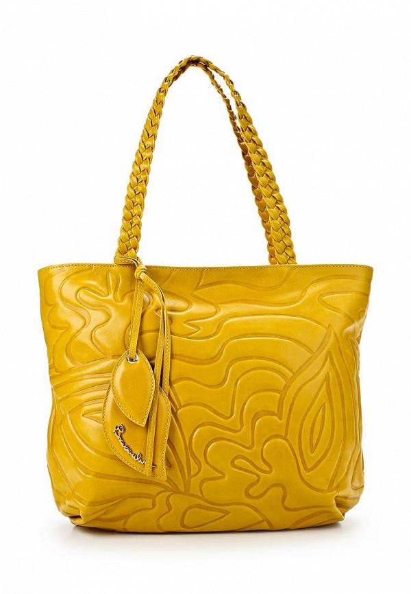 Кожаная сумка Braccialini B8575: изображение 1