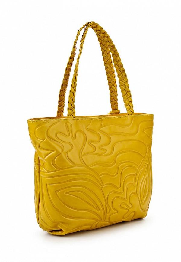 Кожаная сумка Braccialini B8575: изображение 2