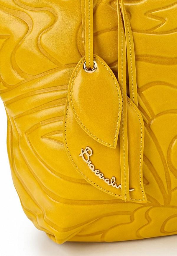 Кожаная сумка Braccialini B8575: изображение 3
