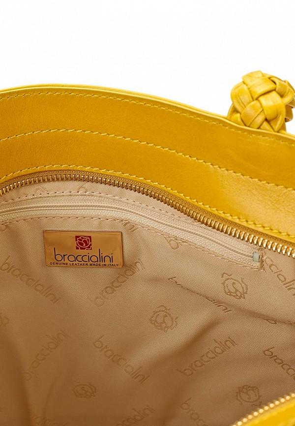 Кожаная сумка Braccialini B8575: изображение 4