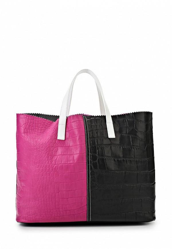 Кожаная сумка Braccialini B8711: изображение 1
