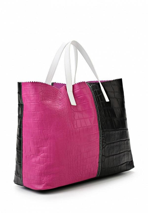 Кожаная сумка Braccialini B8711: изображение 2
