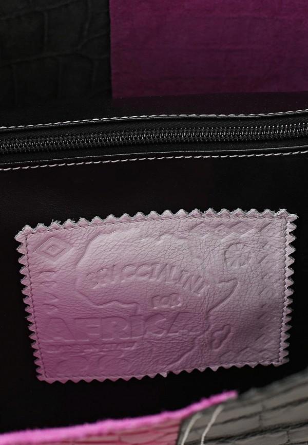 Кожаная сумка Braccialini B8711: изображение 4