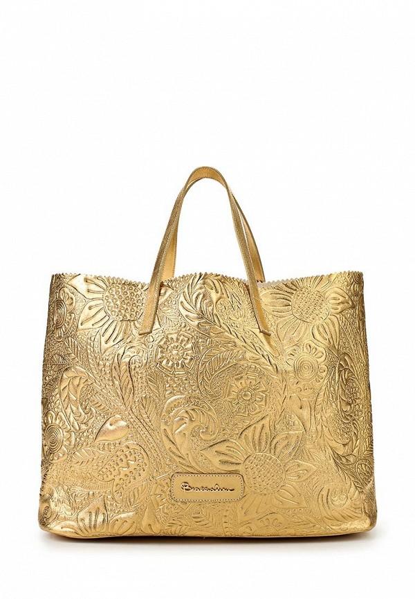 Кожаная сумка Braccialini B8714: изображение 1