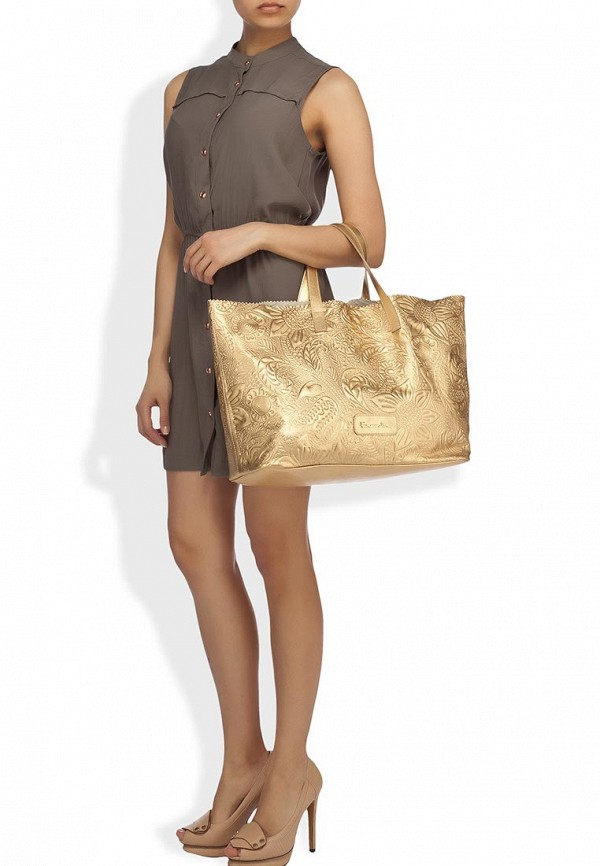Кожаная сумка Braccialini B8714: изображение 5