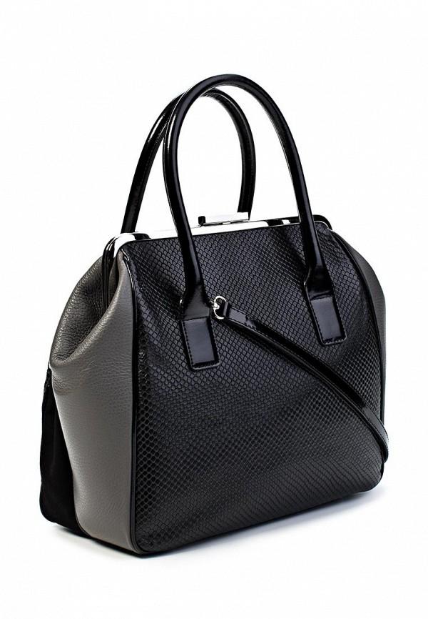 Кожаная сумка Braccialini MEDIUM: изображение 2