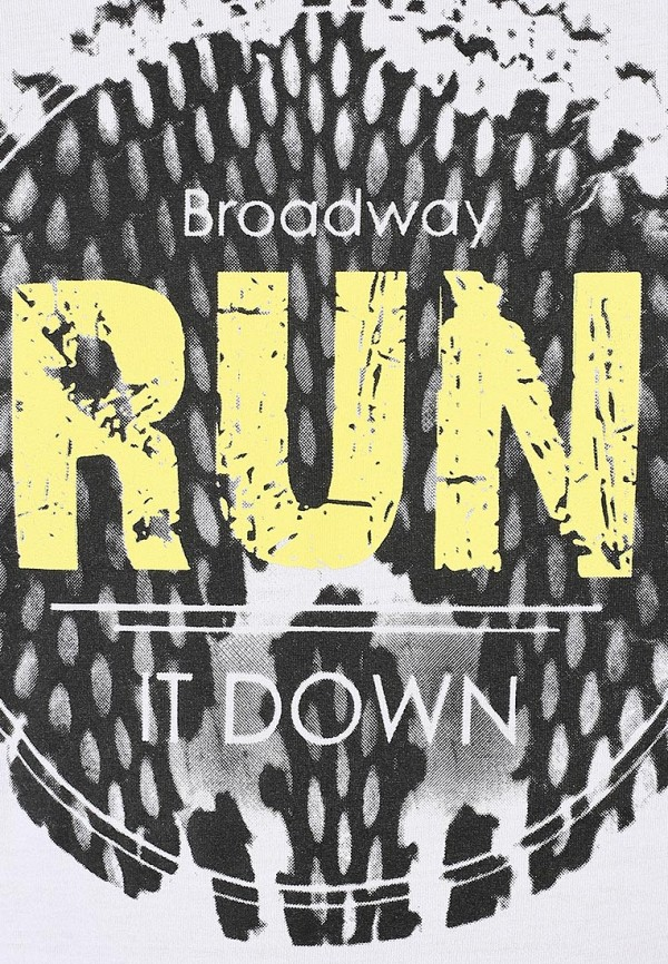 Футболка с надписями Broadway (Бродвей) 10150946  00B: изображение 4