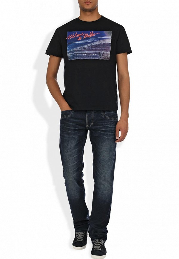 Мужские прямые джинсы Broadway (Бродвей) 10150542  L34: изображение 7