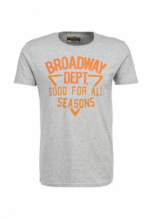 Футболка с надписями Broadway (Бродвей) 10150097  80A: изображение 2
