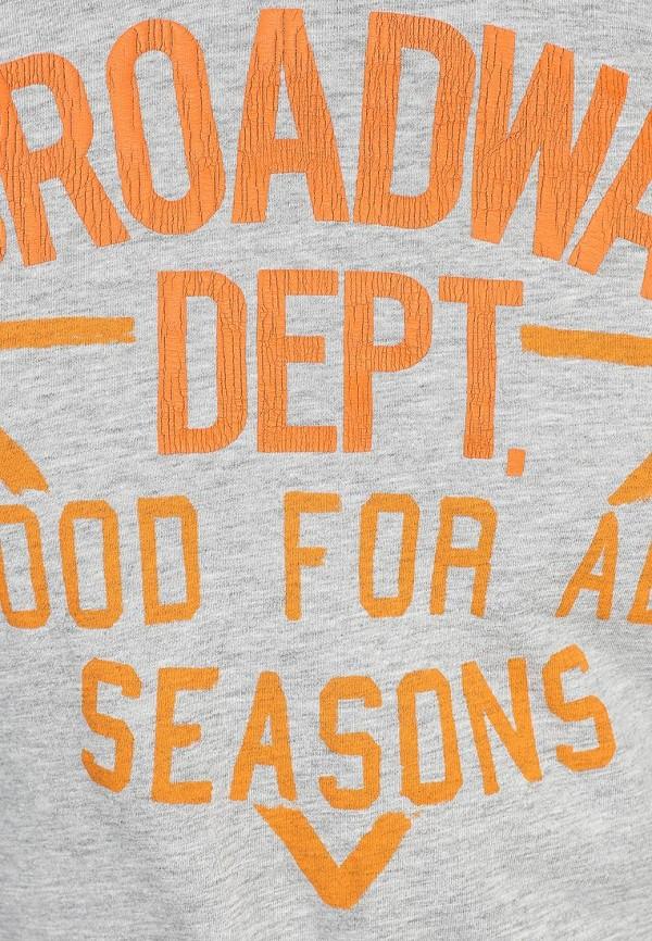 Футболка с надписями Broadway (Бродвей) 10150097  80A: изображение 4
