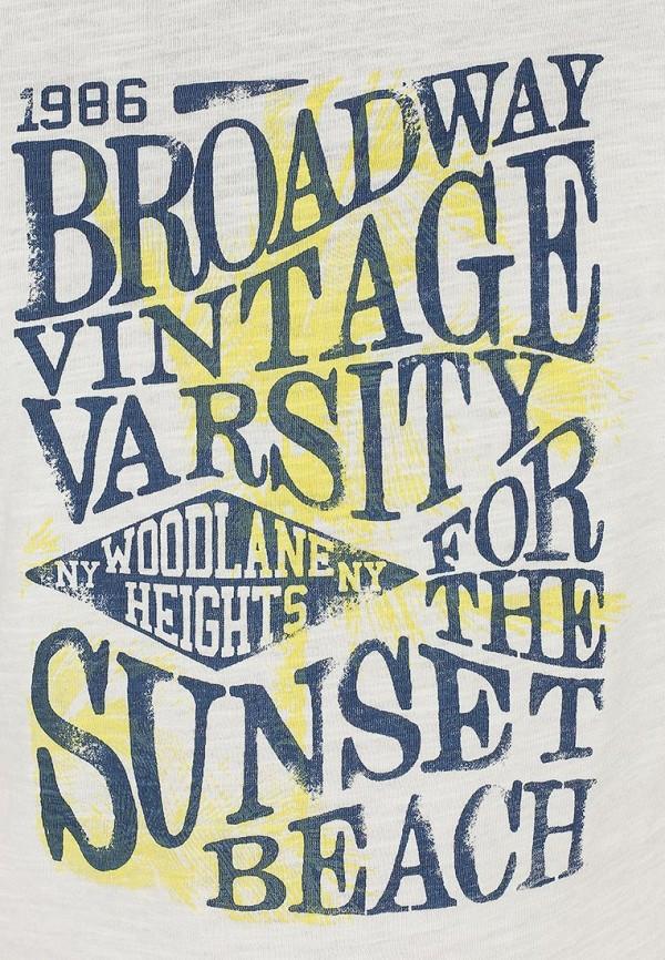 Футболка с надписями Broadway (Бродвей) 10150132  02A: изображение 4