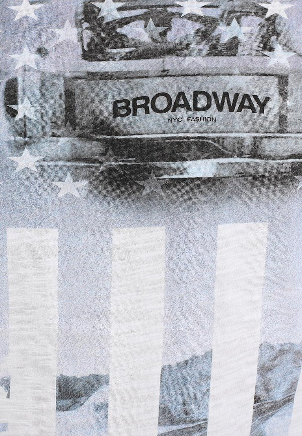 Футболка с надписями Broadway (Бродвей) 10151325  00A: изображение 4