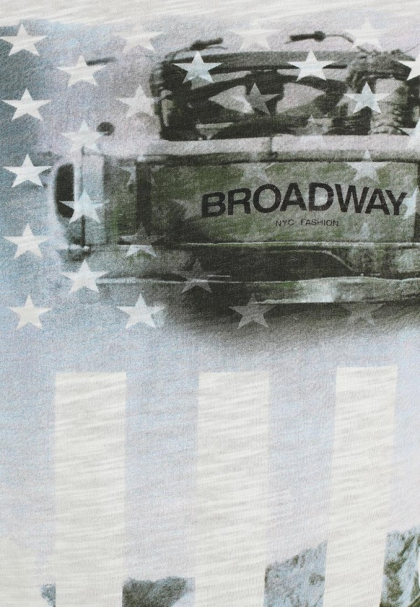 Футболка с надписями Broadway (Бродвей) 10151325  81A: изображение 4