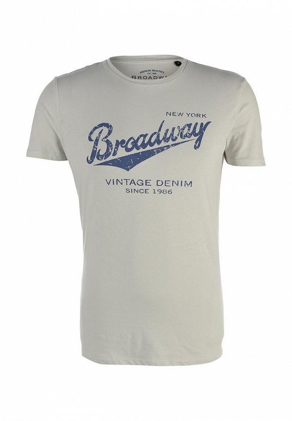 Футболка с надписями Broadway (Бродвей) 10151588  031: изображение 4