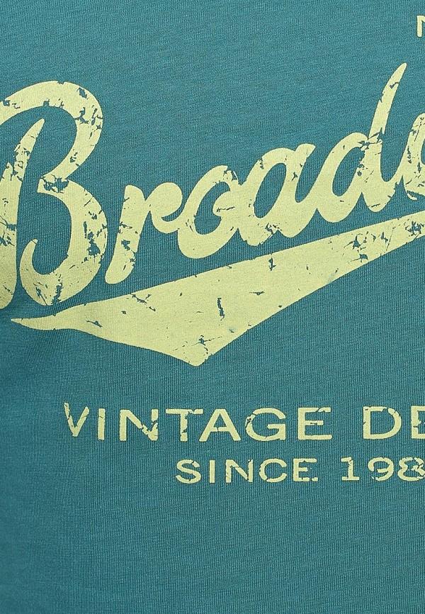 Футболка с надписями Broadway (Бродвей) 10151588  656: изображение 4