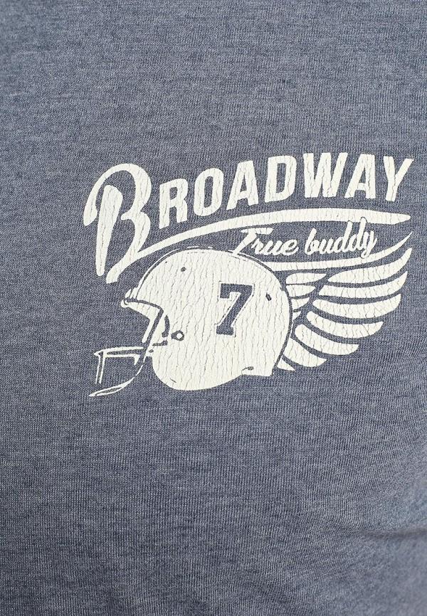 Футболка с надписями Broadway (Бродвей) 10151592  52A: изображение 4
