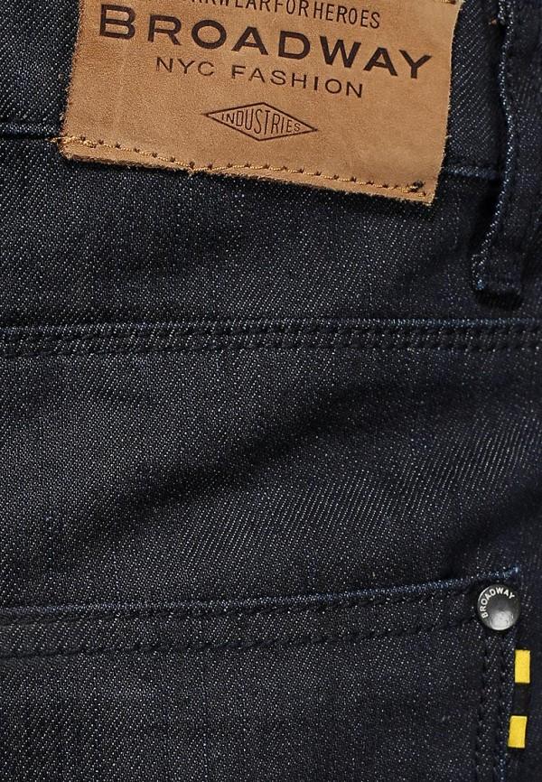 Мужские прямые джинсы Broadway (Бродвей) 10151653  L34: изображение 4