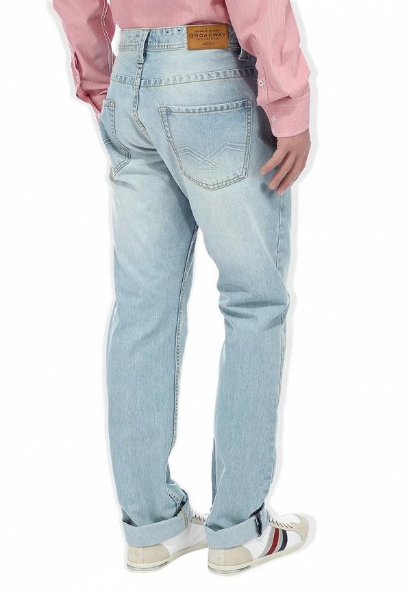 Мужские прямые джинсы Broadway (Бродвей) 10150056 L34: изображение 3