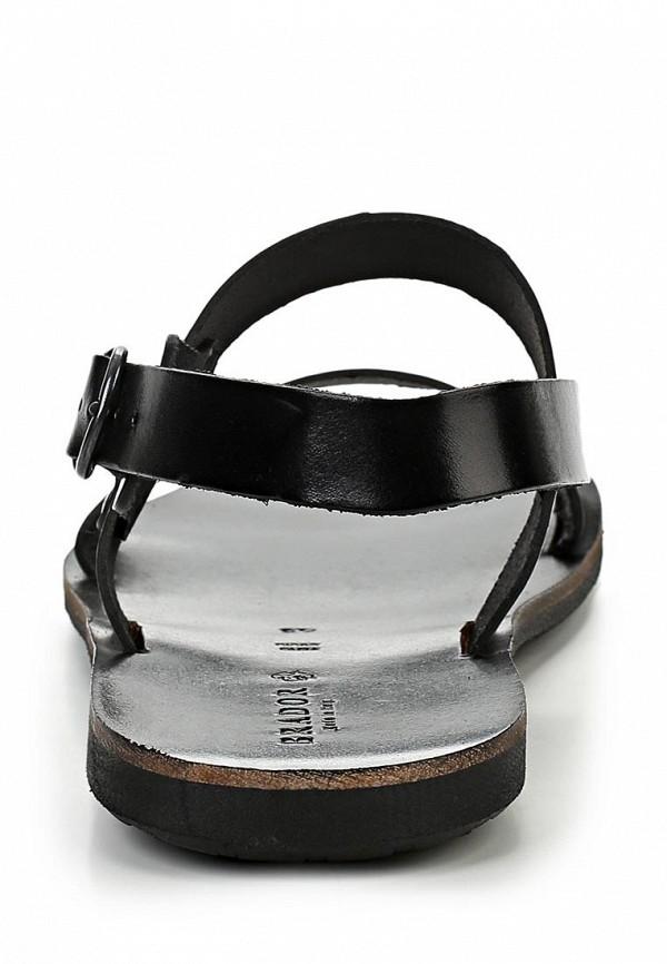 Мужские сандалии Brador 23-375: изображение 4