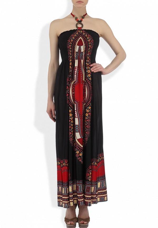 Платье-макси Brave Soul LDRJ-225ETHNIC: изображение 7