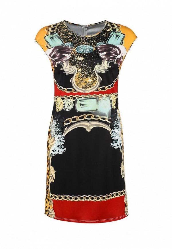 Платье-миди Brave Soul LDRJ-225JEWELS: изображение 2