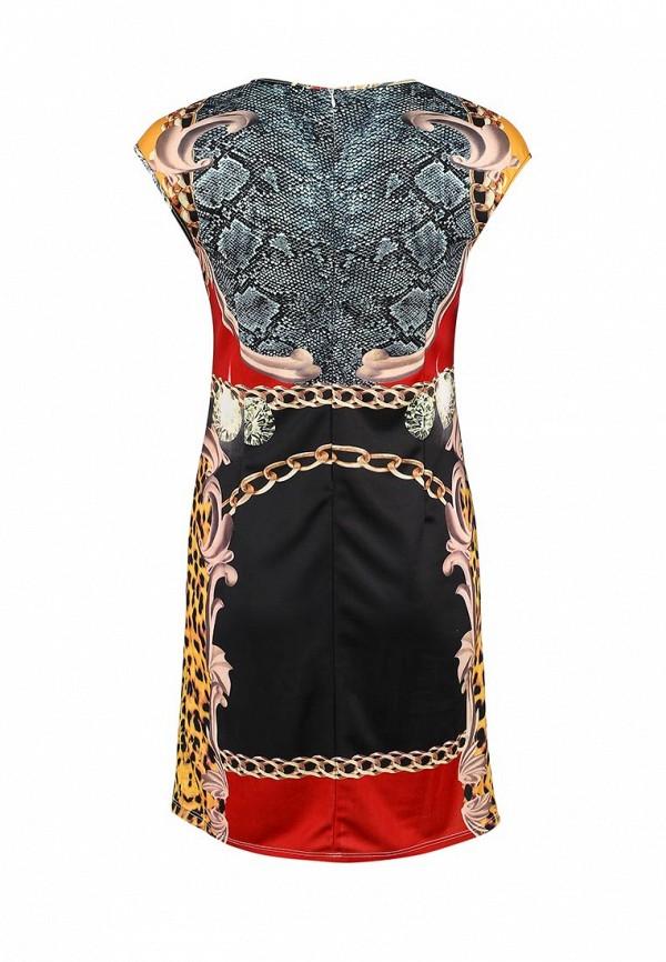 Платье-миди Brave Soul LDRJ-225JEWELS: изображение 3