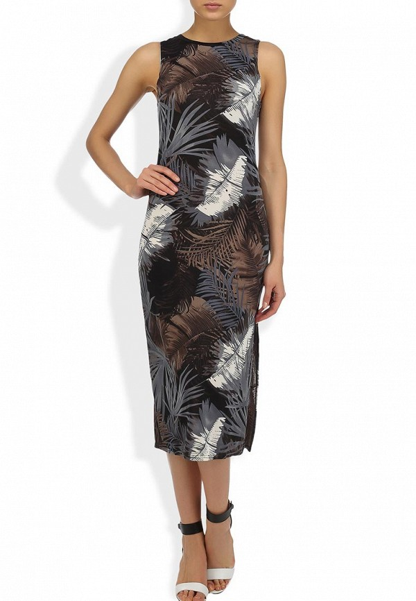 Платье-макси Brave Soul LDRJ-225PALM: изображение 4
