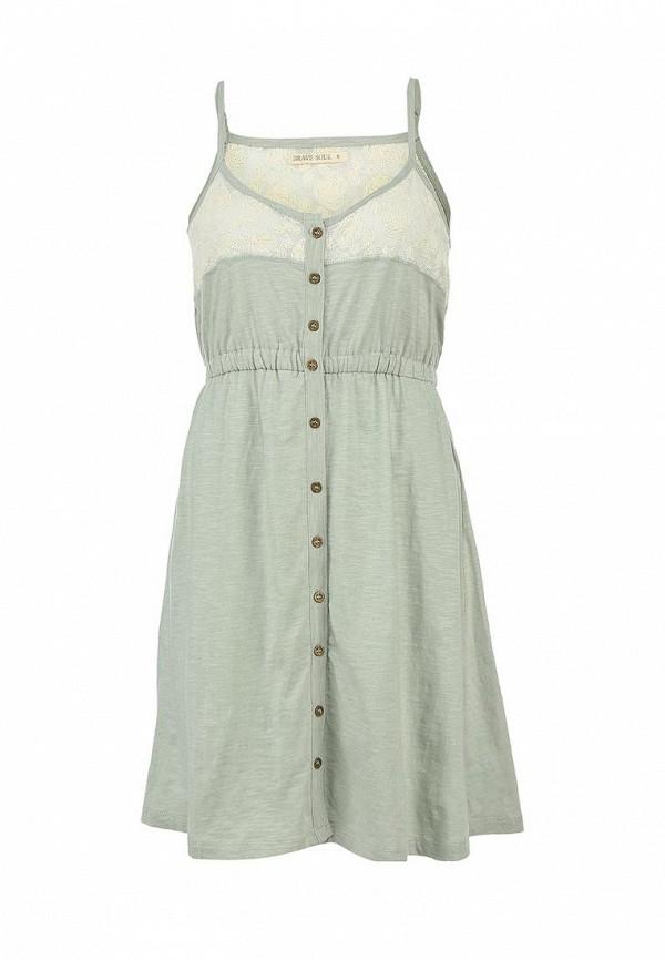Платье-миди Brave Soul LDRJ-56FIFI: изображение 2
