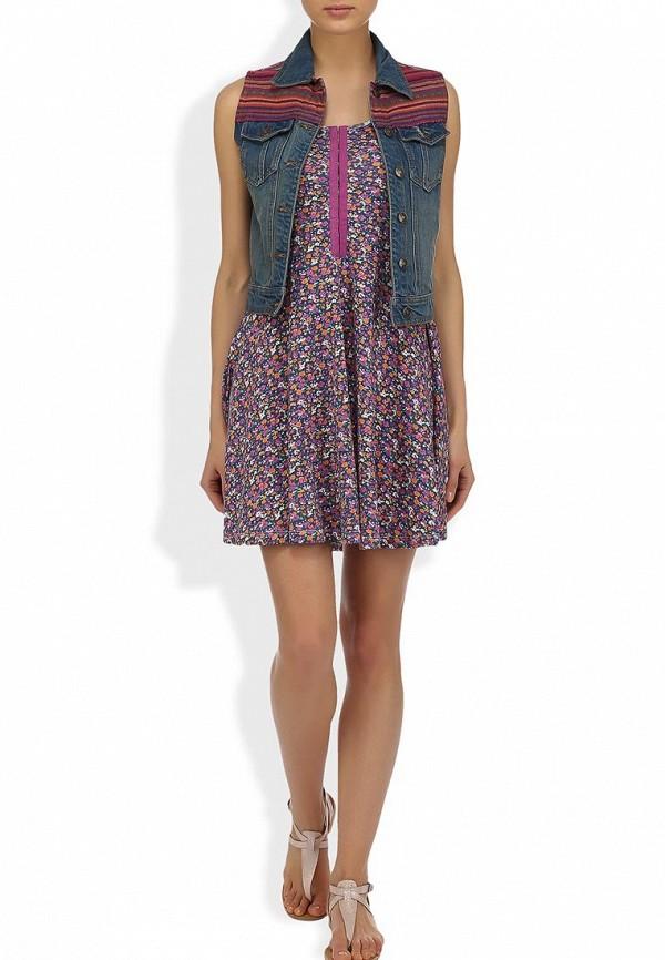 Платье-миди Brave Soul LDRS-56TILLY: изображение 4
