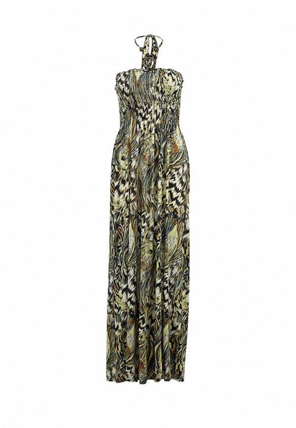 Платье-макси Brave Soul LDRJ-225PEACOCK: изображение 2