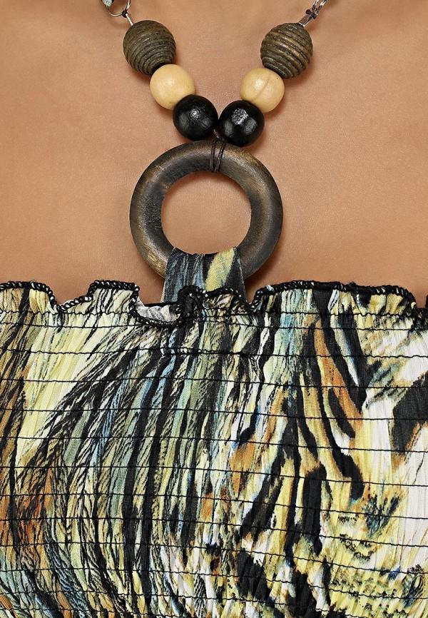 Платье-макси Brave Soul LDRJ-225PEACOCK: изображение 4